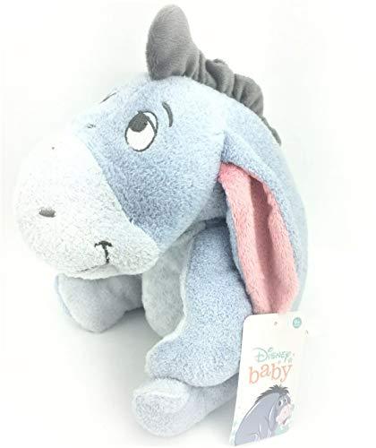 "11"" Disney Baby Eeyore Plush Winnie The Pooh Stuffed Animal Ages 0+"