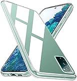 Wlife Crystal Clear Kompatibel mit Samsung Galaxy S20 FE