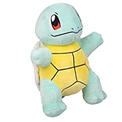 Supersoft 8-inch tall Pokémon plush. Great to take wherever you go! Add to your Pokémon team! Collect them all! Suitable from 2 years.