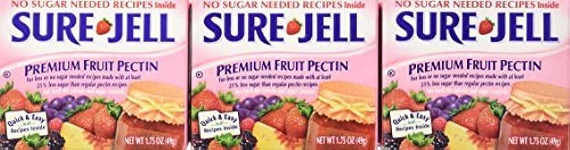 Kraft Sure Jell Light Premium Fruit Pectin, 1.75 Ounce -- 24 per case. by Sure Jell