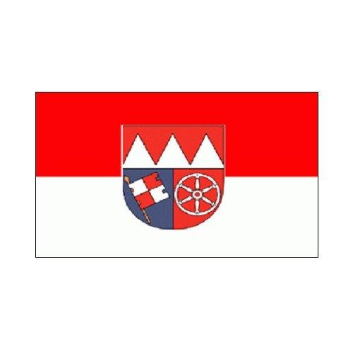 TS24direkt Unterfranken Fahne (S17)