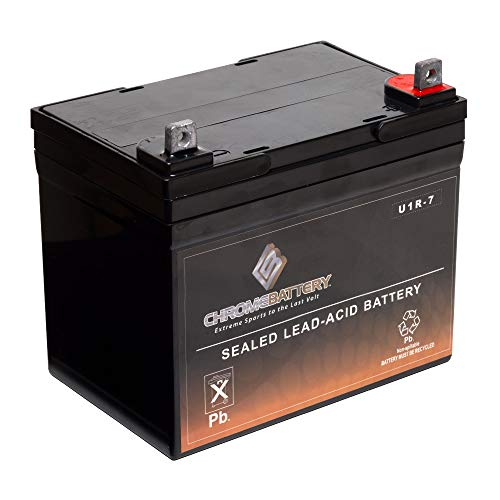 Rechargeable U1R-7 - BCI No. UR1 - Sealed Lawn Mower Battery