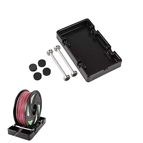 RONGW JKUNYU Monitoring Power Metal Filament Spool Holder Tray Rack For 3D Printer Part