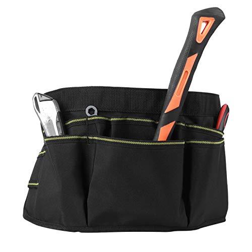 Riñonera para herramientas, Riñonera para senderismo Bolsa de almacenamiento de herramientas para hardware, Riñoneras Resistente al agua para correr Correr Deporte al aire libre