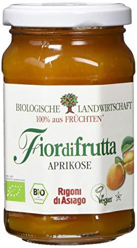Rigoni di Asiago Fiordifrutta - Fruchtaufstrich - Aprikose Bio, 250 g