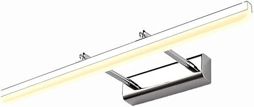 JYXPOWER Spiegellamp, badkamerspiegel, LED-licht, badkamerlamp, vochtbestendig, make-uplicht, wandlamp, spiegellamp, intre...