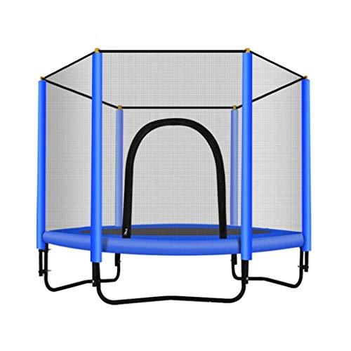 Exercise Trampoline,Children Trampoline Children Adult Bouncing Home Indoor Net Trampoline Trampoline,C(Outdoor Trampolines) Sports Fitness