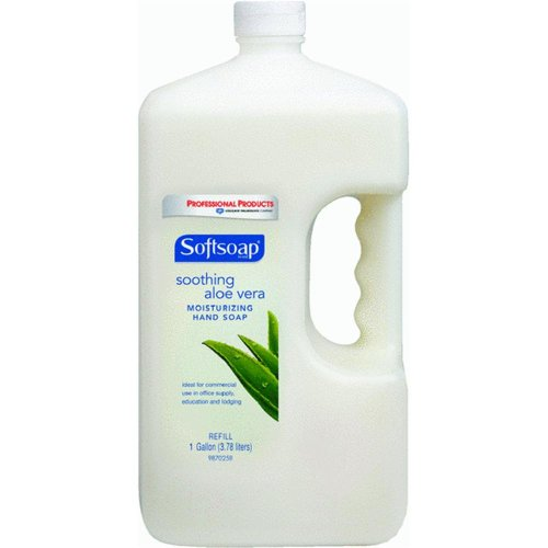 Price comparison product image Softsoap,  CPC01900EA,  Liquid Hand Soap Refill - Soothing Aloe Vera,  1 Each