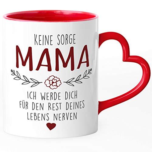 SpecialMe® Kaffee-Tasse Spruch