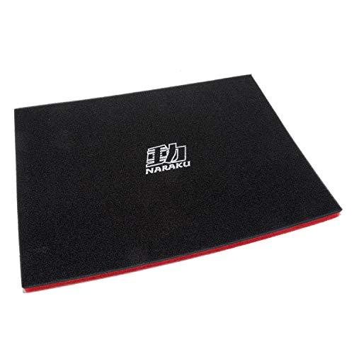 Naraku air Filter Foam Insert Double Layer 350x250mm - universal