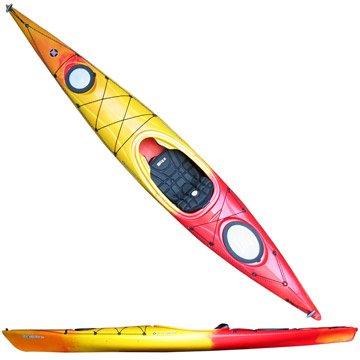 93214942 Perception Red/Yellow Tribute 14.0 Kayak