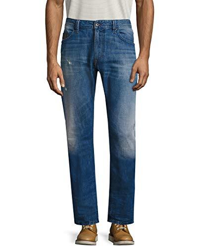 Diesel Thavar SP-NE JoggJeans 0675M Herren Jeans (Denim, W36)