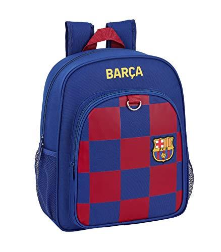 FCB Barcelona Equipaje  Niños Unisex  Azul Marino  Talla Única