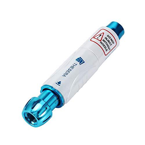 Injection Pen Set, Professional Noninvasive Nebulizer Needless Injection Pen Hylauronic Acid Micro Injector Skin Rejuvenation Tool
