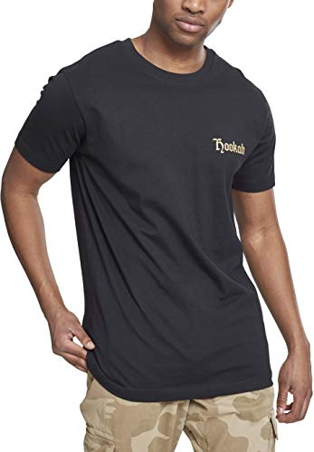 Mister Tee Herren Smoke Hookah Tee T-Shirt, Black, XL