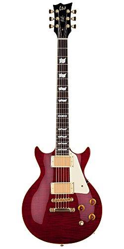 LTD KH-DC LTD Kirk Hammett Sig nature Electric Guitar