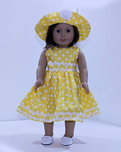 18 inch doll dress Doll dresses to fits American Girl doll and all 18 inch dolls)