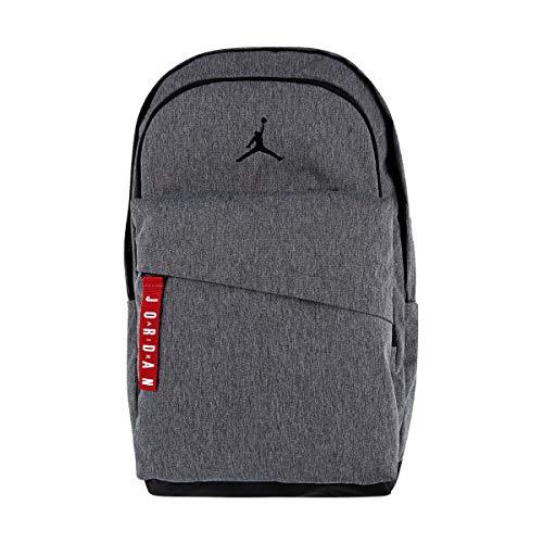 Nike Jordan Air Patrol Zaino, Carbonio Heather (grigio) - 9A0172-021