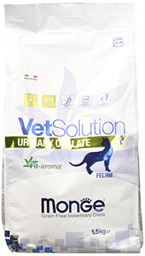 Monge vetsolution Cat Food Veterinary Solution Gatto Urinary...
