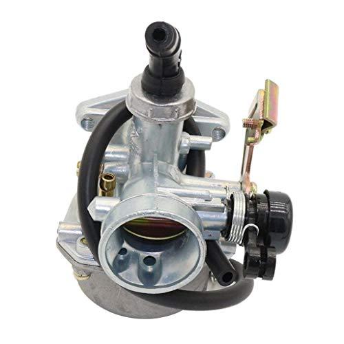 Tubayia Cable de estárter carburador para 50 cc, 70 cc, 90 cc, 100 cc, 110 cc, 125 cc, ATV Quad Pit Dirt Bike Moto