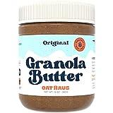 Oat Haus Organic Original Granola Butter | Peanut-free, Almond (Tree-Nut) Free, & School-Safe (Top 8 Allergen Free) | Sunflower Seed & Cookie Butter Alternative | 12 oz (1 Jar)