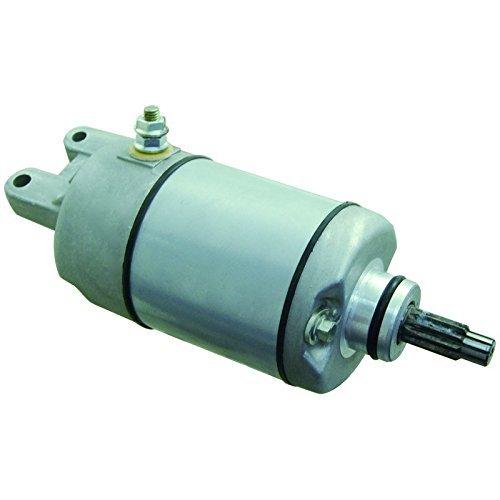 New Starter Replacement For Select 1987-2000 Honda TRX300 TRX250 ATC250 Four Trax 12V CCW 10-SPL Shaft 31200-HC4-023 31200-HC4-033 SM13213 128000-4400