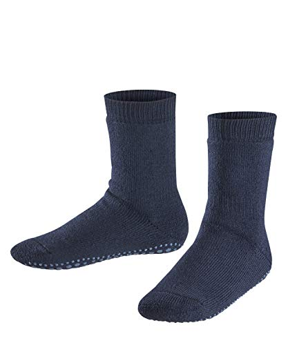 FALKE unisex-Kinder Socken, Catspads K CP-10500, Blau (Dark Marine 6170), 35-38