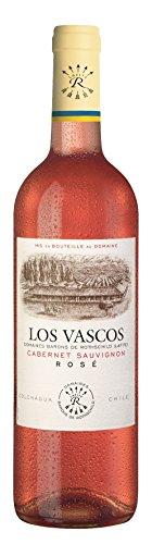 6x 0,75l - 2020er - Viña Los Vascos - Cabernet Sauvignon Rosé - Valle de Colchagua - Chile - Rosé-Wein