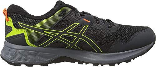 Asics Gel-Sonoma 5, Running Shoe Mens, Graphite Grey/Black, 41.5 EU