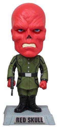 Funko Red Skull Wacky Wobbler