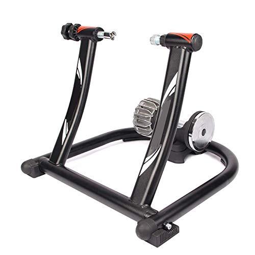 WEI-LUONG plegable El entrenador de bicicleta fija variable del turbocompresor es ideal Formación for la resistencia interior Caminos de la bicicleta y la montaña de la bici formadores en invierno for
