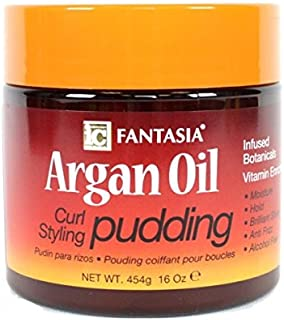 Fantasia Argan Oil Pudding, 16 Ounce