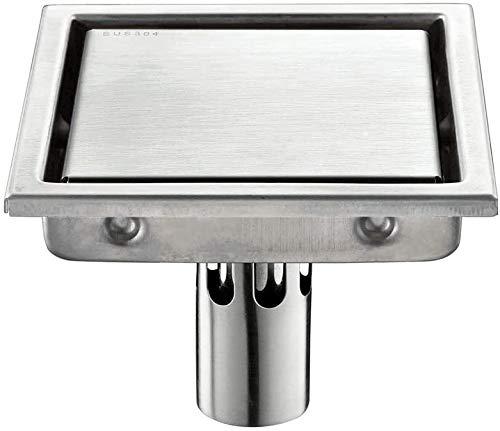 Artbath Duschablauf Bodenablauf Dusche Duschrinne Edelstahl, Länge: 150mm