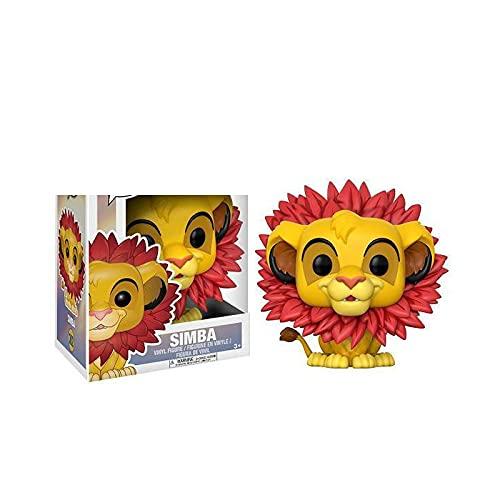 Película De Dibujos Animados Pop El Rey León Simba # 302 Figura De Acción De Vinilo Modelo Coleccionado Juguetes Muñeca para Niños