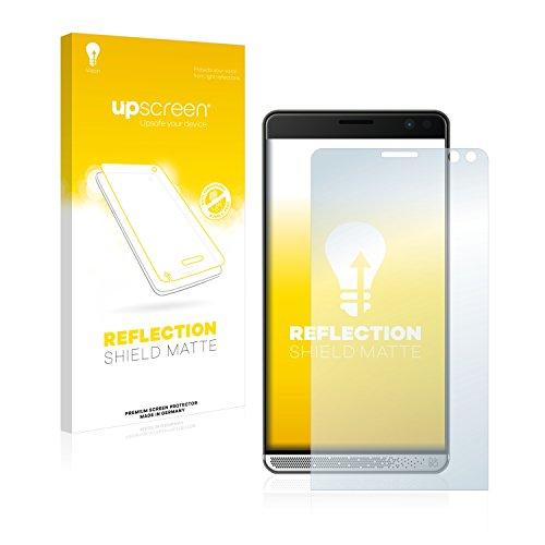 upscreen Entspiegelungs-Schutzfolie kompatibel mit HP Elite x3 – Anti-Reflex Bildschirmschutz-Folie Matt