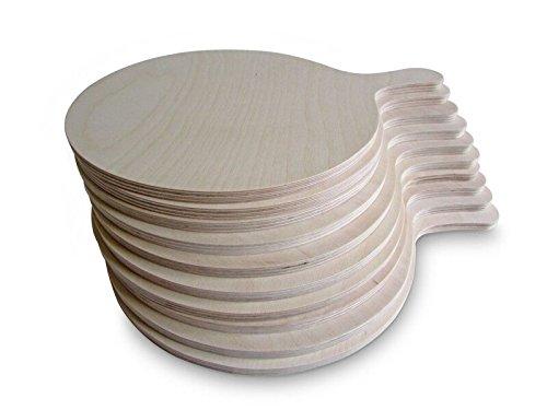 Die Schreiner - Christoph Siegel Pizza Board Set of 10 - Elegant & Practical - Size M