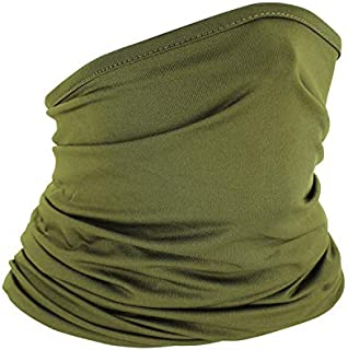 Ligart Sun Dust UV Protection Face Scarf Mask, Headwear, Bandana, Neck Gaiter, Head Wrap, Headband, Tactical Balaclava Breathable Elastic,Moisture Wicking