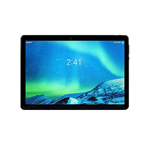 LINGXIU Tableta Inteligente, Procesador De Ocho Núcleos, Pantalla Grande De 10.1 Pulgadas, Resolución 800 * 1280, Soporte para Internet, Memoria 4g + 64g