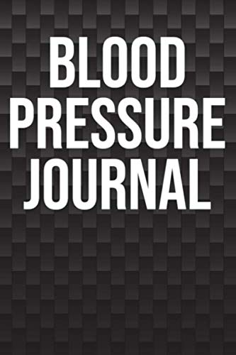 Blood Pressure Journal: Blood Pressure Log Book, 6x9 in size 100 pages. Easy to use record book for daily blood pressure measurements and tracking.