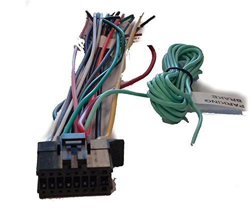 Pioneer Wire Harness AVICX850BT AVIC-X850BT AVICX8510BT AVIC-X8510BT AVICX8610BS