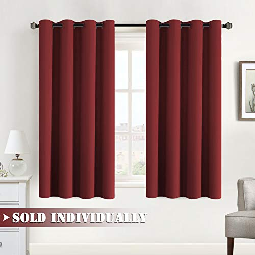 Flamingo P Blackout Curtain for Bedroom/Living Room Thermal Insulated Energy Efficient Window...