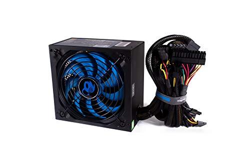 CoolBox DeepPower BR-800 Bloc d'alimentation 800 W 100 – 240 V 50 – 60 Hz 8 A 4 A Actif Noir