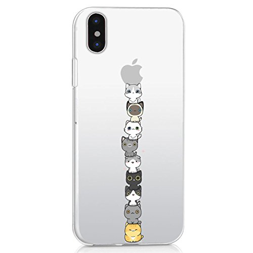 iPhone 7 \/ iPhone 8 ACA038 gatito OOH!COLOR OOH!COLOR Carcasa