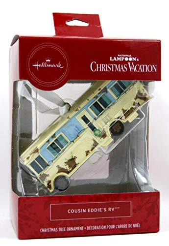Hallmark National Lampoon's Christmas Vacation Cousin Eddie's RV Ornament
