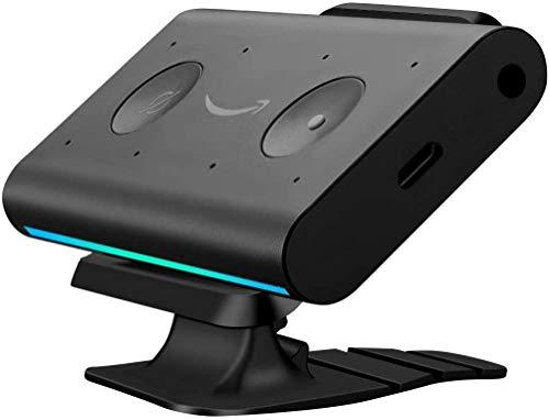 OLAIKE Supporto magnetico per auto per Echo Auto/Echo Auto Mount/Echo Auto Dash Mount/Echo Auto Mount pad, Base pieghevole con nastro 3M, Stick sulla superficie per tutte le auto (Staffa + Base)