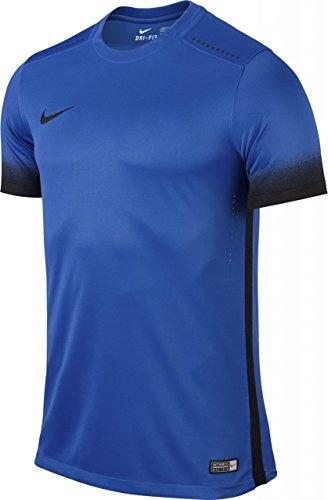 Nike Herren Laser III Printed Jersey SS Trikot, Royal Blue/Black, 2XL