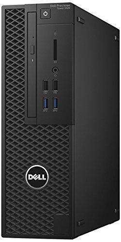 Dell VKTTV PC- Micro Desktop PC (Intel Core i7 i5-6700, 256GB Festplatte, 8GB RAM, Win 10) Mehrfarbig