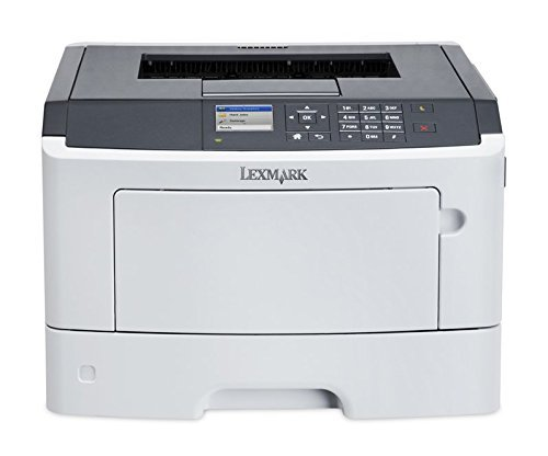 Affordable Lexmark MS415dn Compact Laser Printer, Monochrome, Networking, Duplex Printing (Certified...