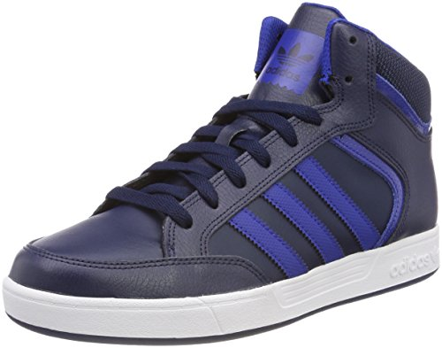 adidas Varial Mid, Herren High-top, Blau (Collegiate Navy/collegiate Royal/footwear White 0), 43 1/3 EU (9 UK)