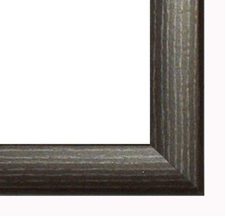 Olympia MDF Bilderrahmen Posterrahmen 43x43 cm Farbwahl Mokka 43x43 cm mit Antireflex-Acrylglas